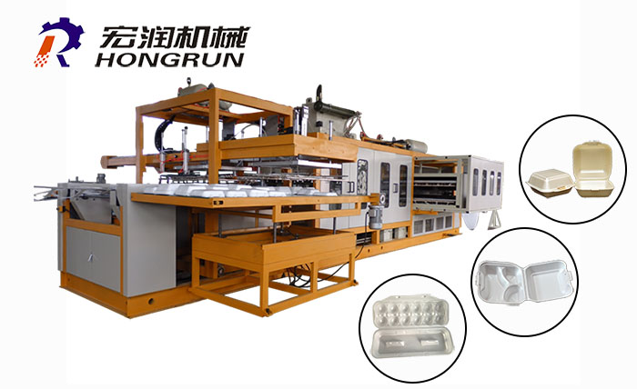 PS Full-auto Forming and Cutting Machine